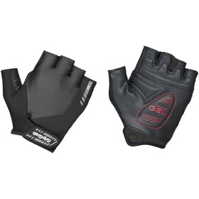 GripGrab ProGel Short Finger Padded Gloves Black